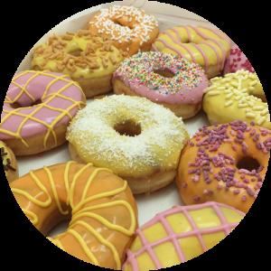 Gelegenheid Donuts
