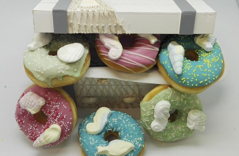 JJ Donuts - donut assortiment uitgebreid