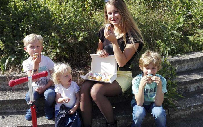 JJ Donuts nieuwe website voor donut, muffins, brownies en meer