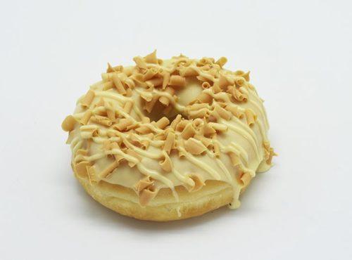 Double Caramel Donut - JJ Donuts