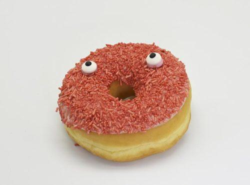 Elmo Donut - JJ Donuts