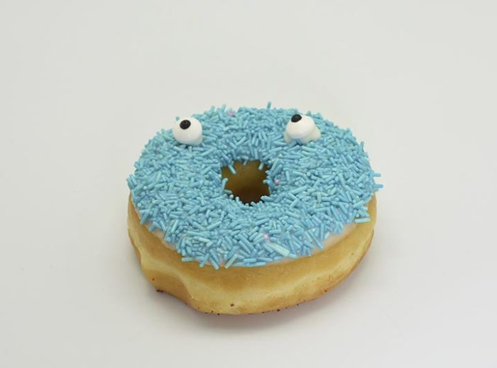 Koekie Monster Donut - JJ Donuts