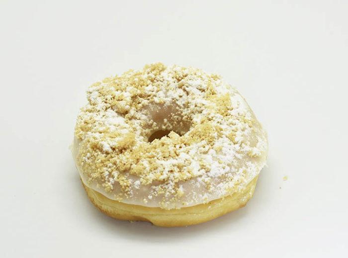 Appelkruimel Donut - JJ Donuts