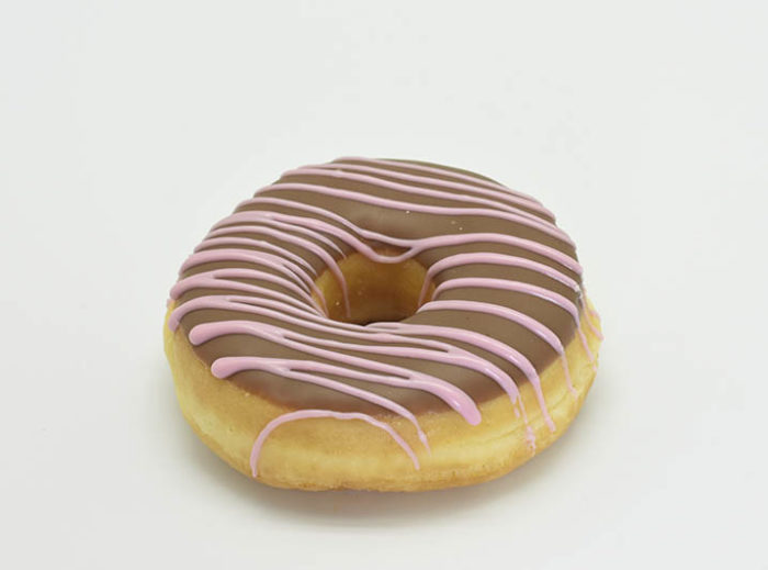 Choco Cerise Donut - JJ Donuts