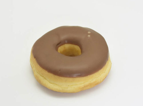 Chocolat Only Donut - JJ Donuts