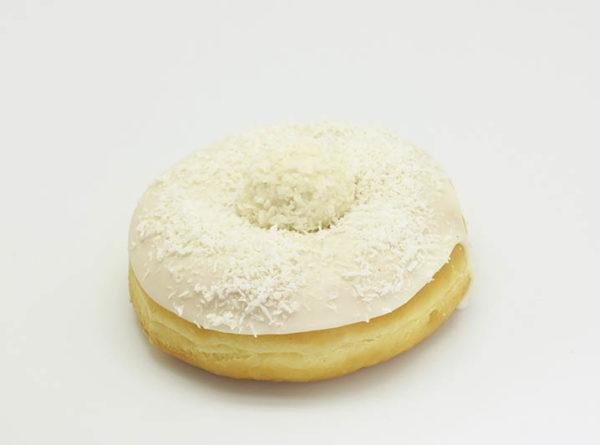 Ferrero Raffaello Donut - JJ Donuts