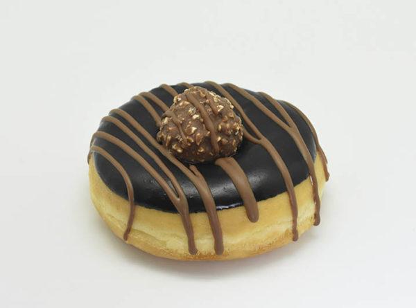 Ferrero Rocher Donut - JJ Donuts