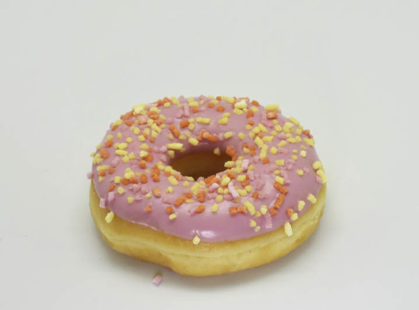 Fruit Mix Donut - JJ Donuts