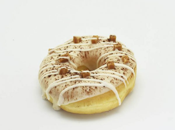 Irish Coffee Donut - JJ Donuts