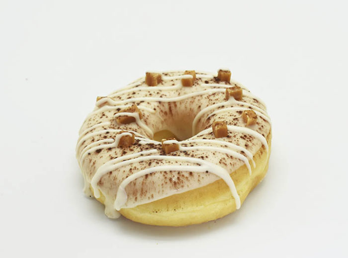 Irish Coffee Donut - JJ Donuts