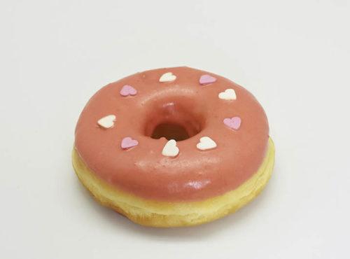 Lover Red Donut - JJ Donuts