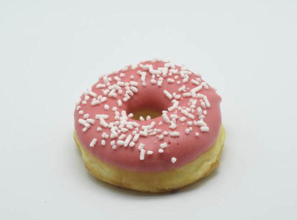 Lover White Donut - JJ Donuts