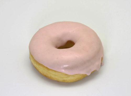 Pastel Roze Donut - JJ Donuts
