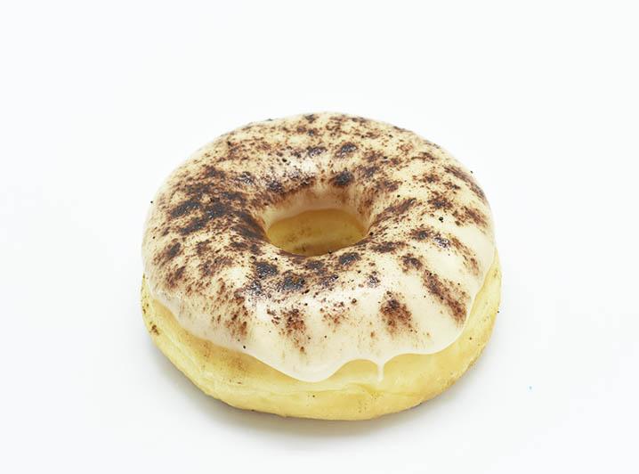 Tiramisu Donut - JJ Donuts