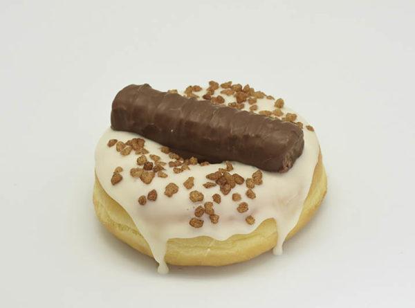 Twix Donut - JJ Donuts