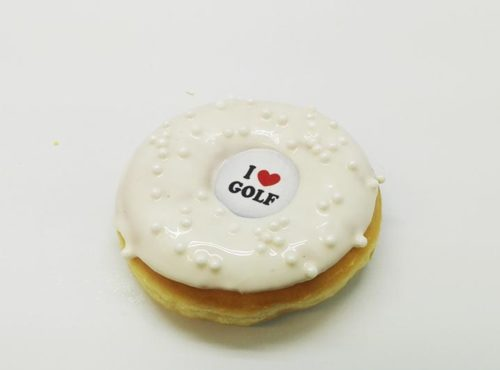 Golf Donut - JJ Donuts