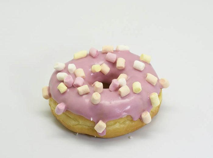 Marshmellow Donut - JJ Donuts