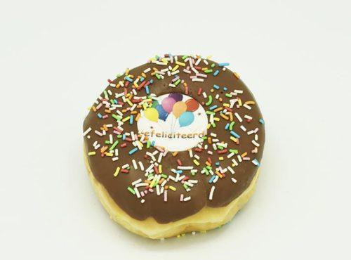 Verjaardag Donut - JJ Donuts
