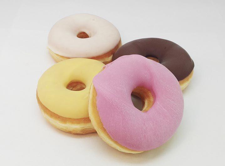 Zelf Samenstellen Donut hoofdfoto - JJ Donuts