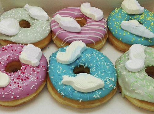 Beachtime Donut box - JJ Donuts