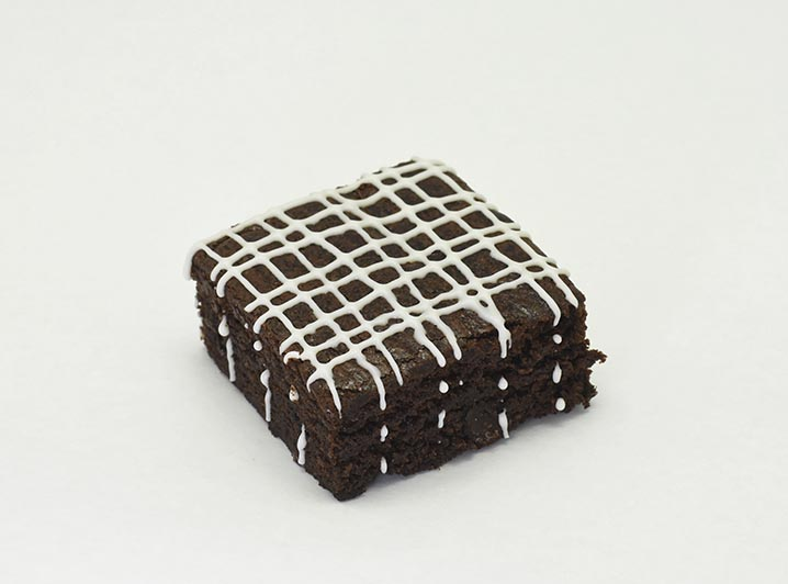 Brownie double chocolate foto 4 - JJ Donuts