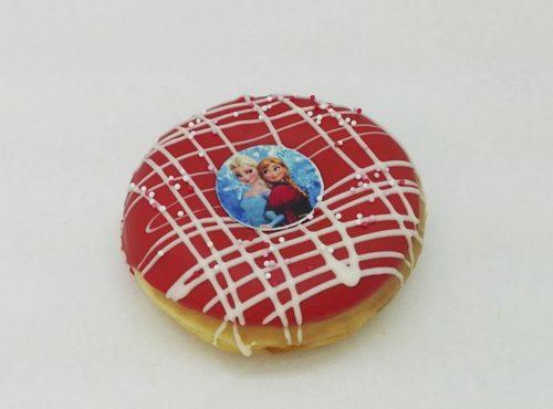 Frozen Donut - JJ Donuts
