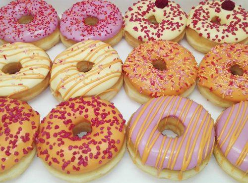 Fruitlover Donut box 12 stuks - JJ Donuts