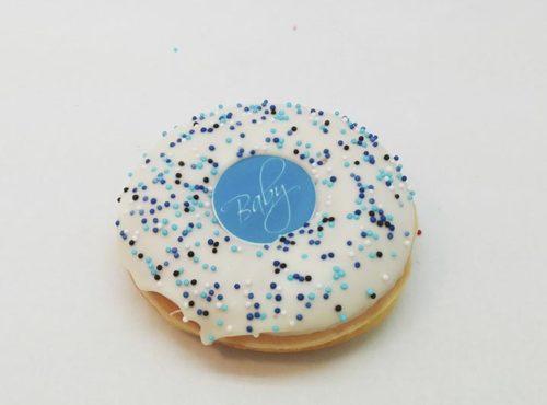 Geboorte jongen Donut - JJ Donuts