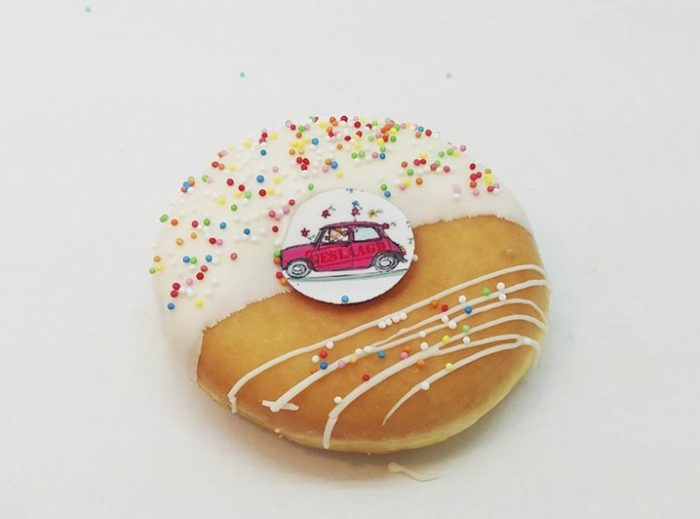 Geslaagd Donut - JJ Donuts
