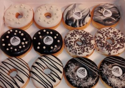 JJ Donuts - Inspiratie - Adidas donut