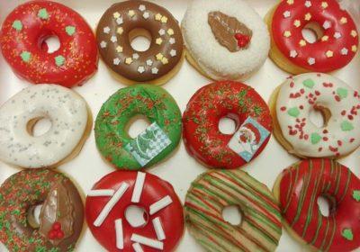 JJ Donuts - Inspiratie - Kerstdonuts