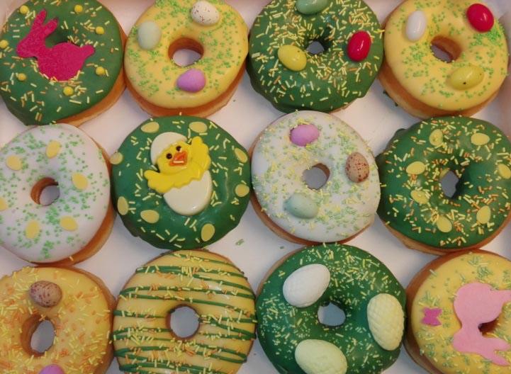 JJ Donuts - Inspiratie - Paasdonut