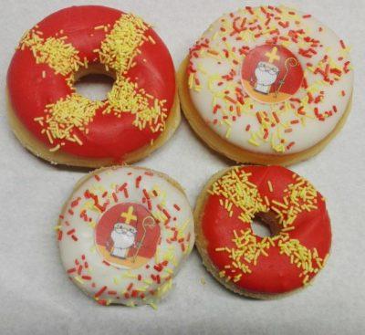 JJ Donuts - Inspiratie - Sinterklaas donut