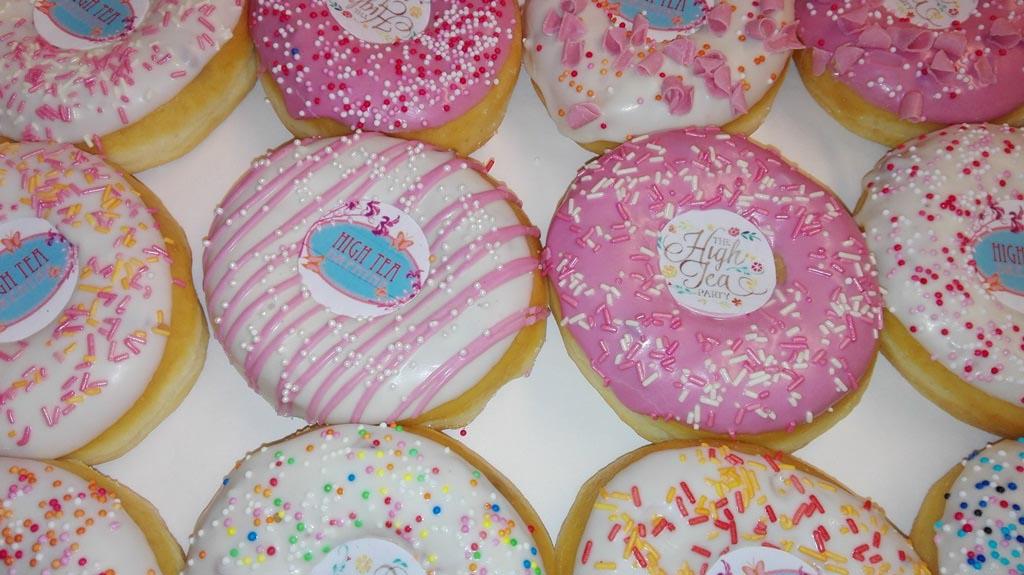 JJ Donuts - Teatime donut mix
