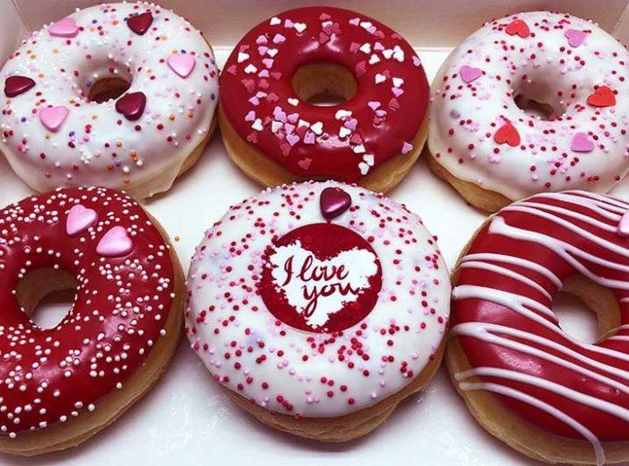 Love in a box Donut 2019 - JJ Donuts
