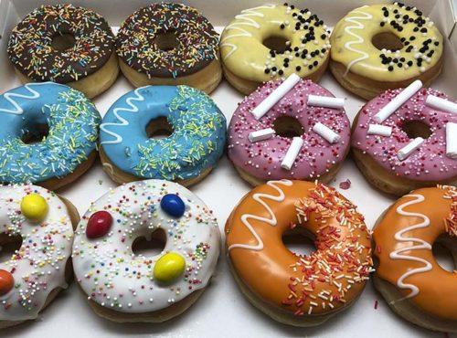 Party Donut box 12 stuks 2019 - JJ Donuts