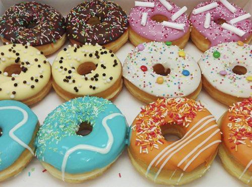 Party Donut box 12 stuks - JJ Donuts