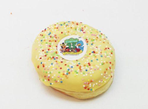 Sesamstraat Donut - JJ Donuts