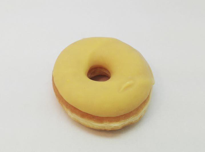 Zelf Samenstellen Donut met Banaan dip - JJ Donuts