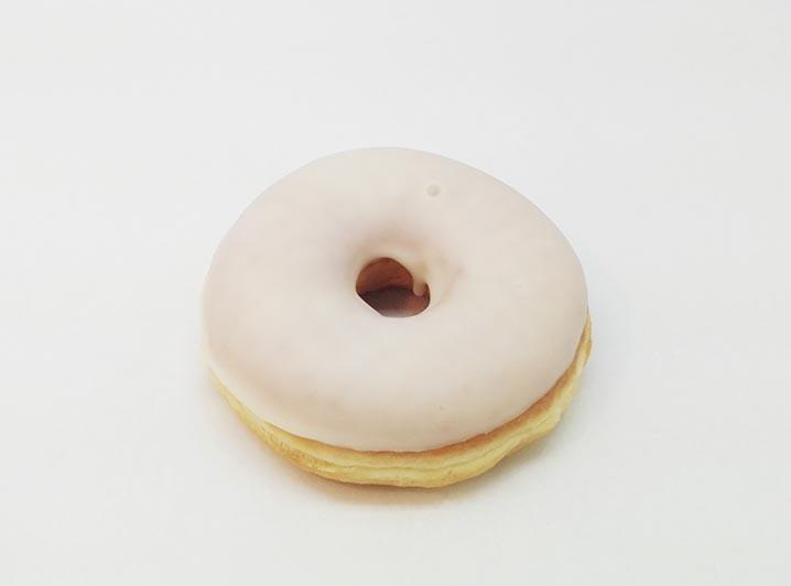 Zelf Samenstellen Donut met Witte Chocolade dip - JJ Donuts