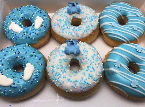 Baby Donut box boy 2020 - JJ Donuts