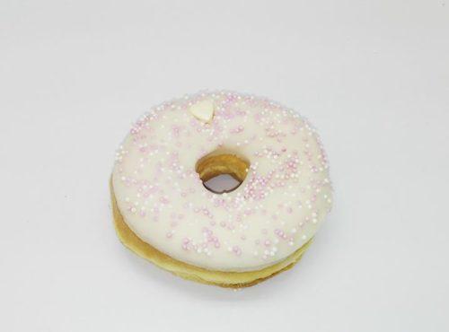 Bruidsdonut Gekleurd Feest - JJ Donuts