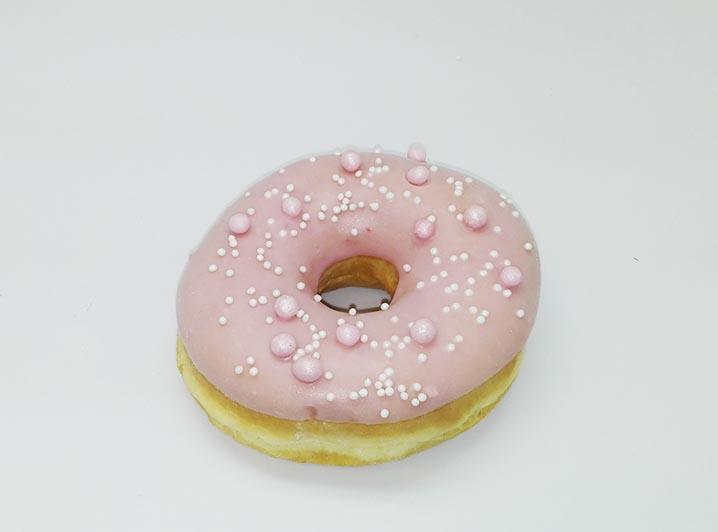 Bruidsdonut Grote Parels - JJ Donuts