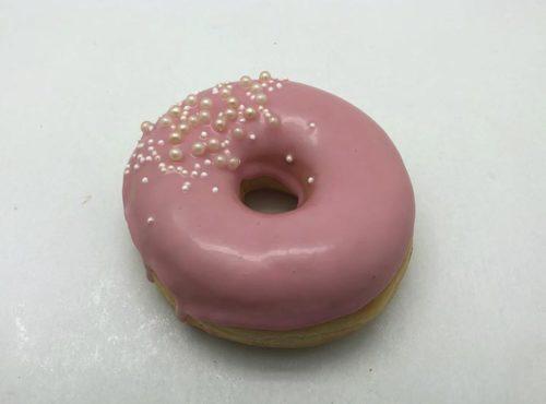 Bruidsdonut Grote Parels - bruiloft donut 2019 - JJ Donuts