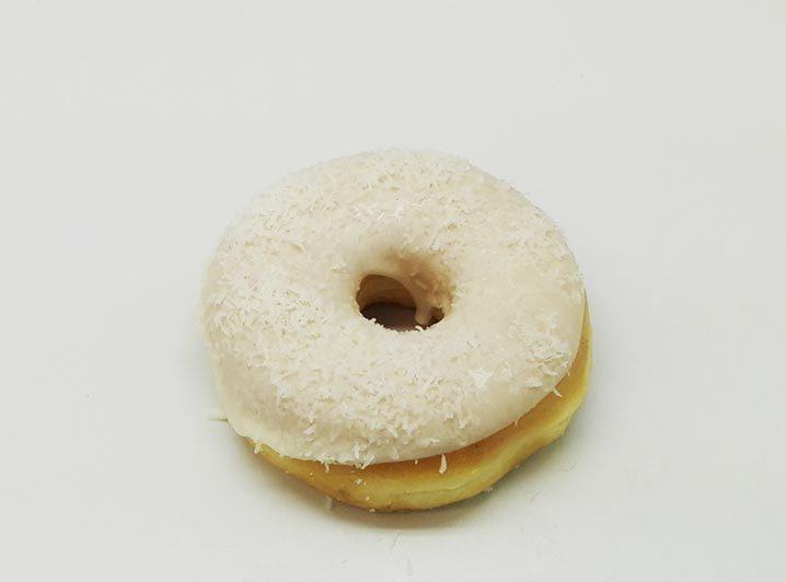 Bruidsdonut Kokos - JJ Donuts