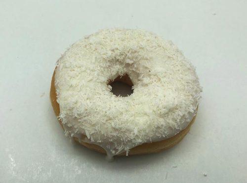 Bruidsdonut Kokos - bruiloft donut 2019 - JJ Donuts