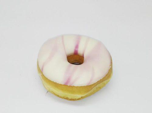 Bruidsdonut Marmer - JJ Donuts