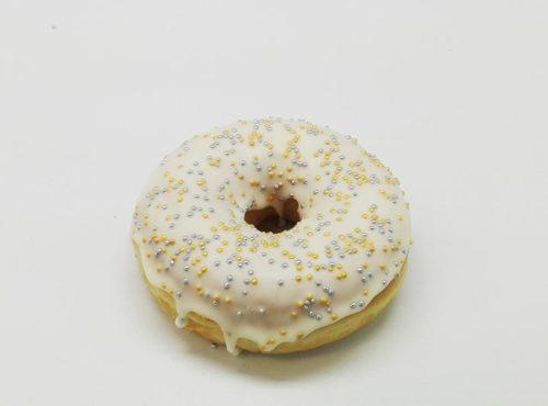 Bruidsdonut Parelmix - JJ Donuts