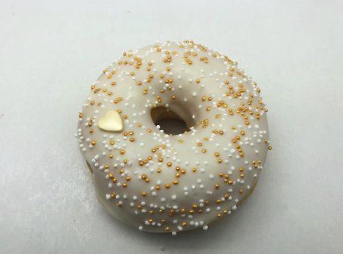 Bruidsdonut Parelmix - bruiloft donut 2019 - JJ Donuts