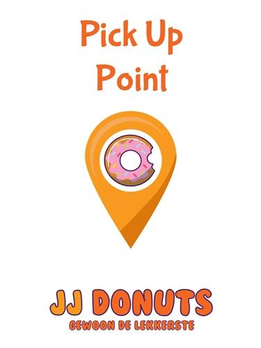 JJ Donuts - Donut pick up point voorburg den haag